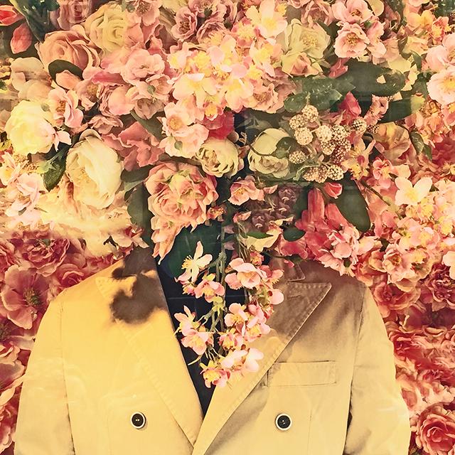 FLOWERHEAD MAN