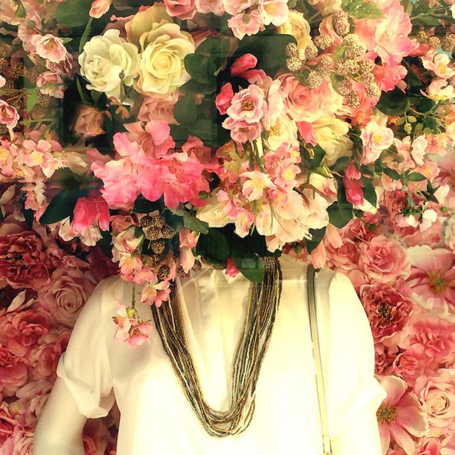 FLOWERHEAD WOMAN