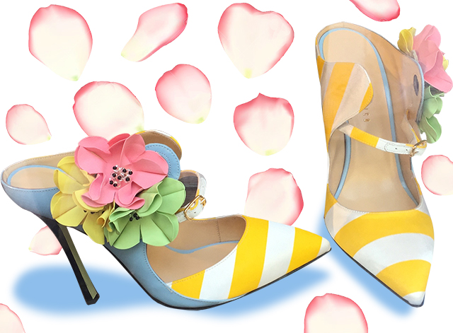 FLOWER SHOES 2